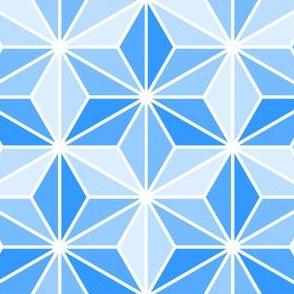 03907257 : SC3C isosceles : azure blue