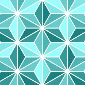 03907258 : SC3C isosceles : cyan teal