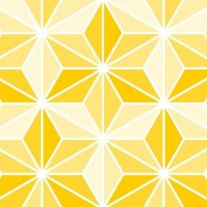 03907283 : SC3C isosceles : sunshine golden egg yellow