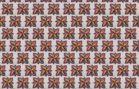 Starburst fabric by sweber on Spoonflower - custom fabric