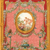 Rococo Frame ~ Lovers