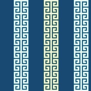 greek_key_stripe_two_on_blueoutlineai