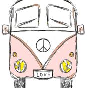 camper pink