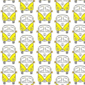 camper yellow mini
