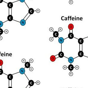 caffeine colour
