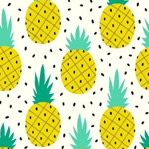 Pineapple summer fresh