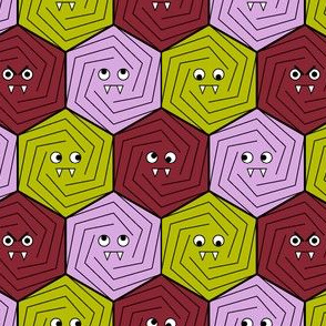 horrible hexed hexes