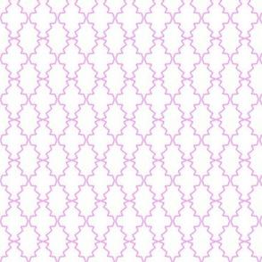 Purple String Crochet