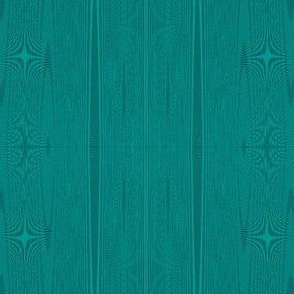 moire stripes - dark teal green