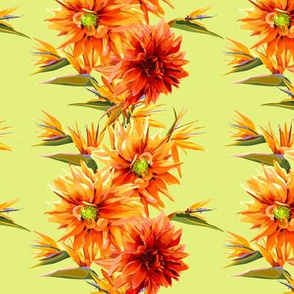 seamless_patter_of_strelitzia_and_dahlia_flowers