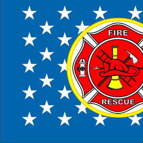 Fire and Rescue star field
