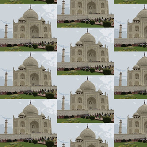Taj Mahal, Eternal Love