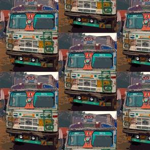 Pimp My Indian Truck