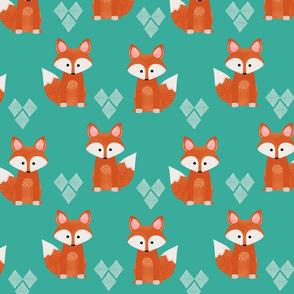 Fox Aqua LG