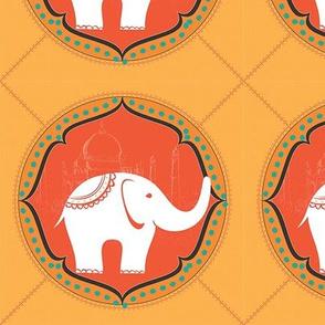 ElephantInIndia