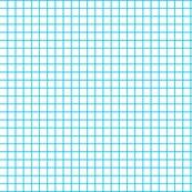 3 4 blue grid paper print wallpaper magic circle spoonflower