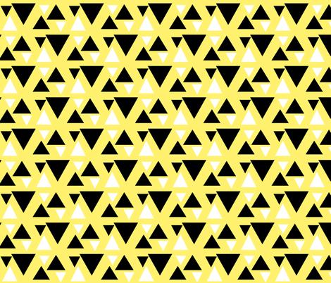 kolmiot_1-ch-ch-ch-ch-ch fabric by mayadesign on Spoonflower - custom fabric