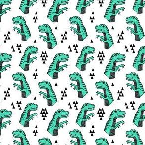 dinosaurs // dinos dino trex t-rex tyrannosaurus rex kids baby boys jurassic