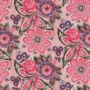 Traditional Spanish design, in pinks