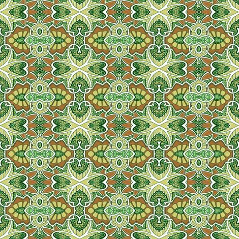 Saint Patrick's Dragon fabric by edsel2084 on Spoonflower - custom fabric
