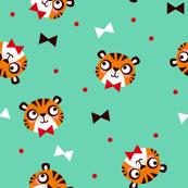 Bowtie Tiger