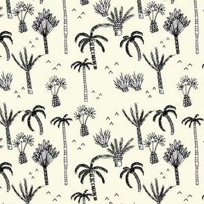 palm tree jungle cream - elvelyckan