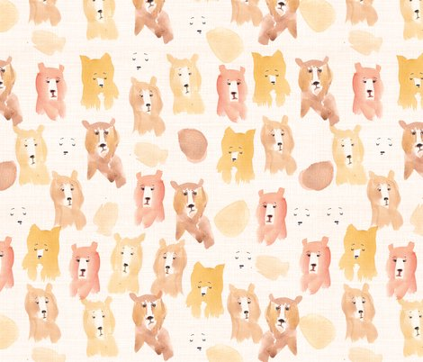 Watercolor_bear_fabric3_shop_preview