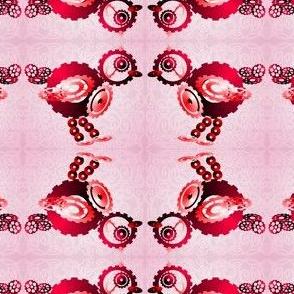 Red Cog Bird