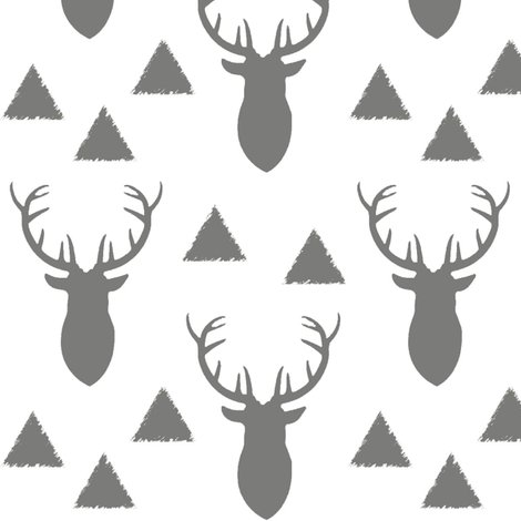 Rdeer_triangles_vintage_gray_white1_shop_preview