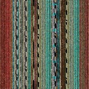 Peruvian knit