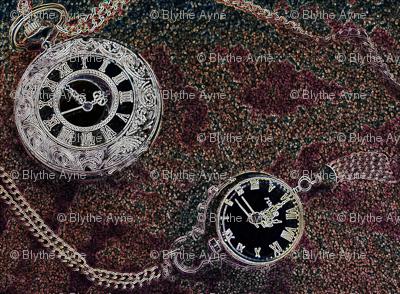 STEAMPUNK WATCHES-Dark motif-BlytheAyne