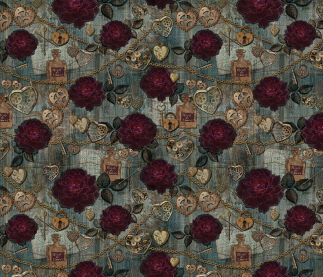 The Perfect Gear fabric by georgenasenior on Spoonflower - custom fabric