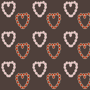 Steampunk, Valentine's Gear Hearts by Blythe Ayne