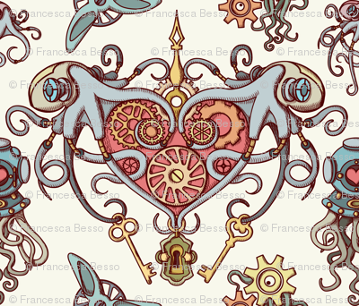 OCTOPUSES IN LOVE