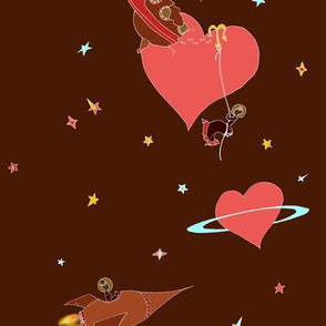 Crash-landing on Your Heart