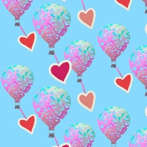 Romantic transports (hearts) by Su_G