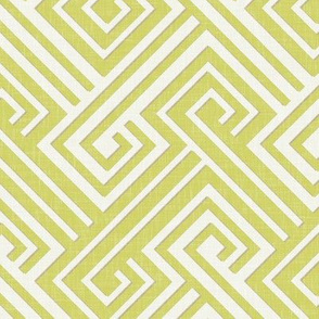 Athena in Citron Linen
