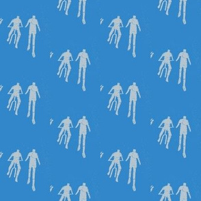 Together-blue