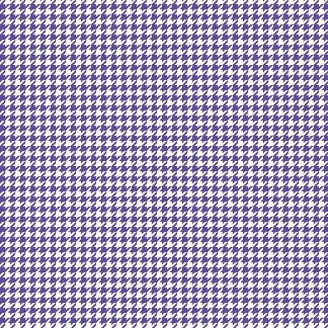 houndstooth tiny purple fabric by misstiina on Spoonflower - custom fabric