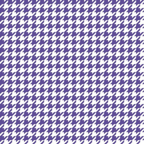 houndstooth purple