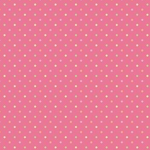 Polka dots for Colorful popsicles