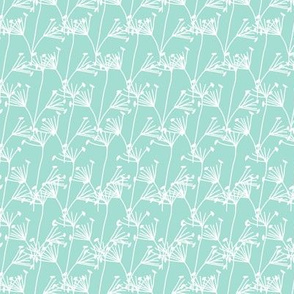 Floral Mint