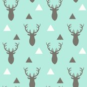 Rrwoodland_deer_triangles_minty_blue_shop_thumb