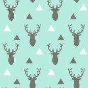 Rrrwoodland_deer_triangles_minty_blue_shop_thumb