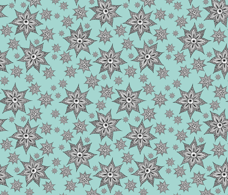 meadow fabric by bunyipdesigns on Spoonflower - custom fabric