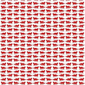 true red fox        vertical-ch