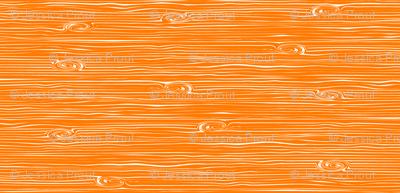 Woodgrain orange