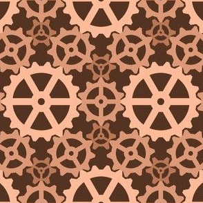 03932790 : S643 gears : chunky copper