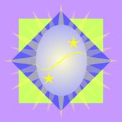 Equinox Egg Lavender