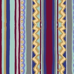 NeoVictorian Stripe